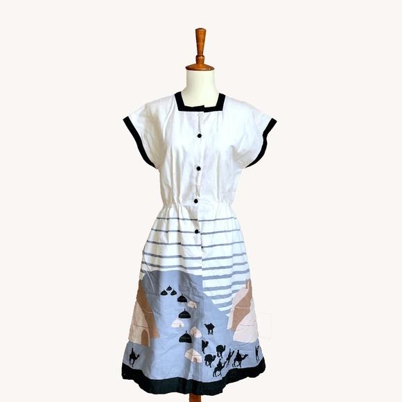 Anthropologie Dresses & Skirts - Vintage Style Desert Dress